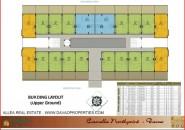 camella-northpoint-upper-ground-floor-plan