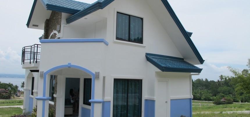 Evita Model House, Pacific Heights Residential Resort, house for sale in Samal Island, Samal Island house and lot for sale, beach house for sale, Samal Island, (1)