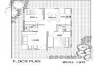 The Prestige Homes, Cabantian, Kate Model House (2)