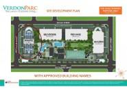 Verdon Parc, condo for sale, davao city, Aerial View2 (2)